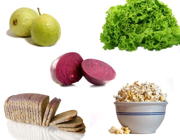 10 alimentos ricos em fibras e f ceis de encontrar - Alimentos que tienen fibra ...