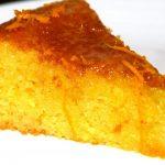 Bolo de laranja e coco! O mais simples e rápido de sempre! Mas o sabor… delicioso!