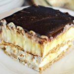 Torta deliciosa que não vai ao forno! E é tão fácil de fazer!