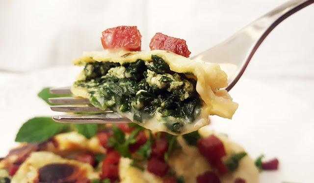 ravioli espinafres 2