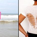 Transforma aquela roupa velha que já não usas em algo com muito estilo! Estas 15 dicas são fantásticas!