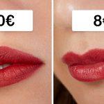 Maquilhagem Barata vs Maquilhagem Cara! Será que existem diferenças? Nem imaginas de certeza!