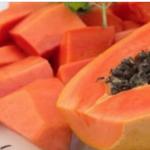 Vê o que uma simples fatia de papaia pode fazer na tua Saúde e Beleza!!