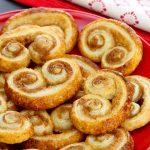 Apenas três ingredientes para dar um gostinho especial a Natal… E criar o delicioso Palmier de Canela!