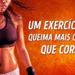 Este exercício queima mais calorias que correr! Experimenta já e surpreende-te!