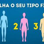 Elimina a gordura correctamente de acordo com o teu tipo físico! Desta forma é muito mais eficaz!