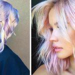 O cabelo holográfico está na moda e é tendência em 2017! Vê estes incríveis penteados!