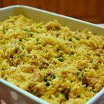 Frango à Brás! Uma receita simples, rápida e deliciosa! E ótima para aproveitar sobras de frango assado!