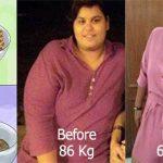 Ela perdeu 25 kg de gordura em apenas 2 meses ao seguir este truque simples! Tens de tentar isto imediatamente!