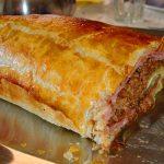 Rolo de Carne com massa folhada! Todos vão ficar surpreendidos e deliciados!