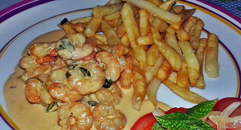 Aprenda a fazer strogonoff de camarão!!
