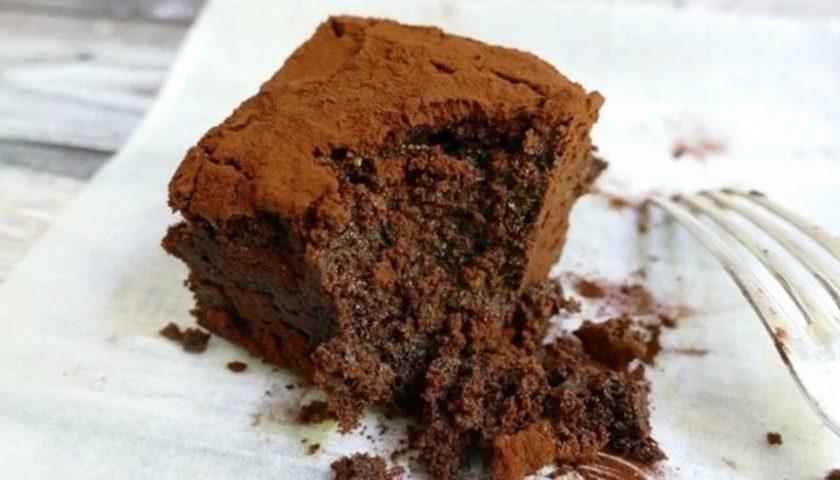 bolo chocolate para diabéticos